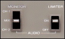 Audio monitor selection